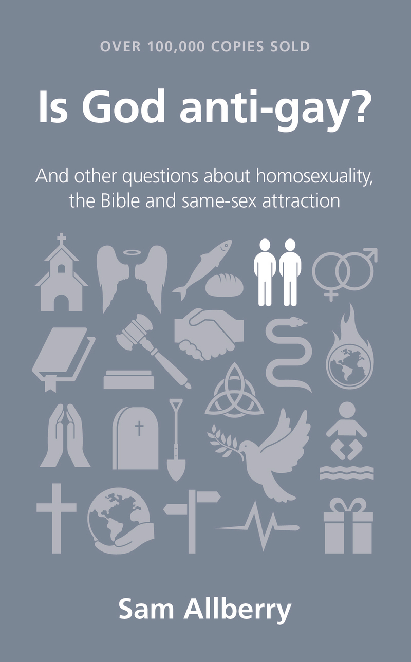 Is God anti-gay? cover